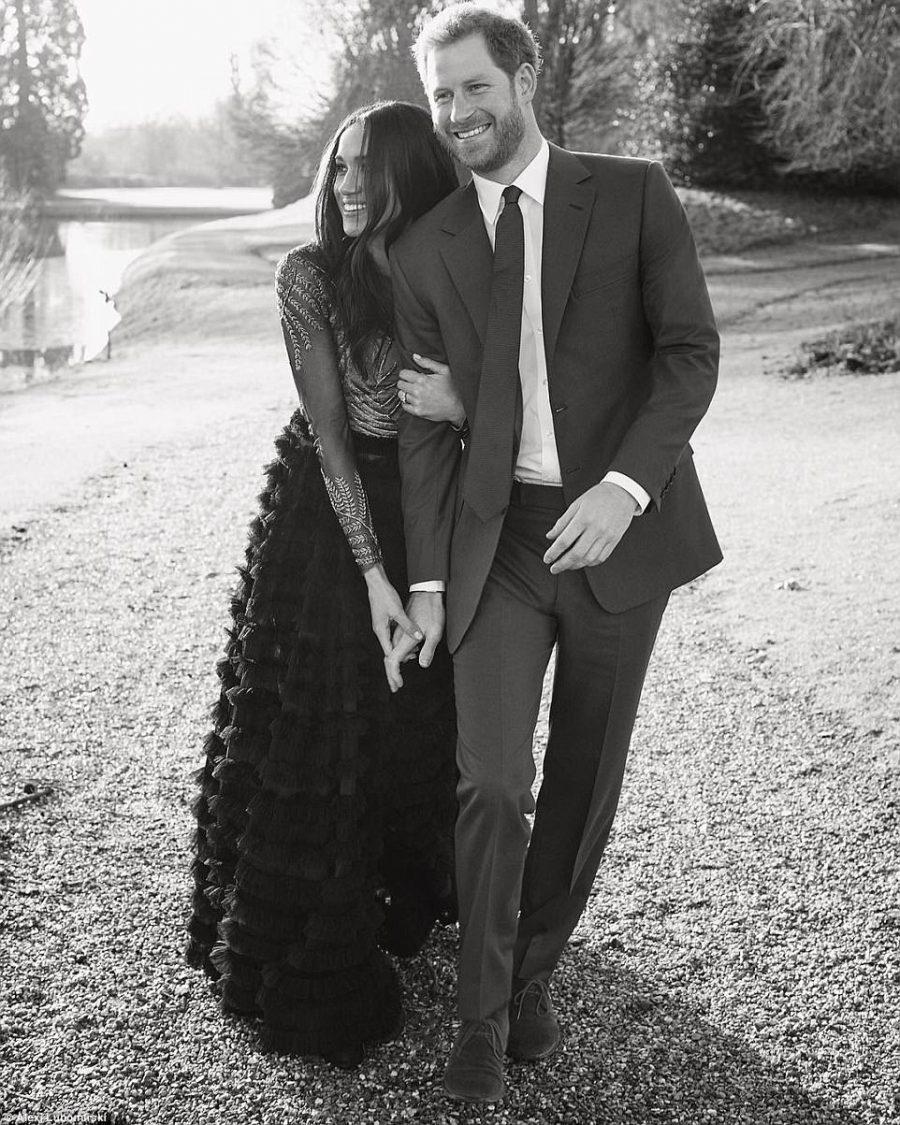 ULTIMA HORA: Meghan MArkle y el príncipe Harry reciben carta con polvo blanco