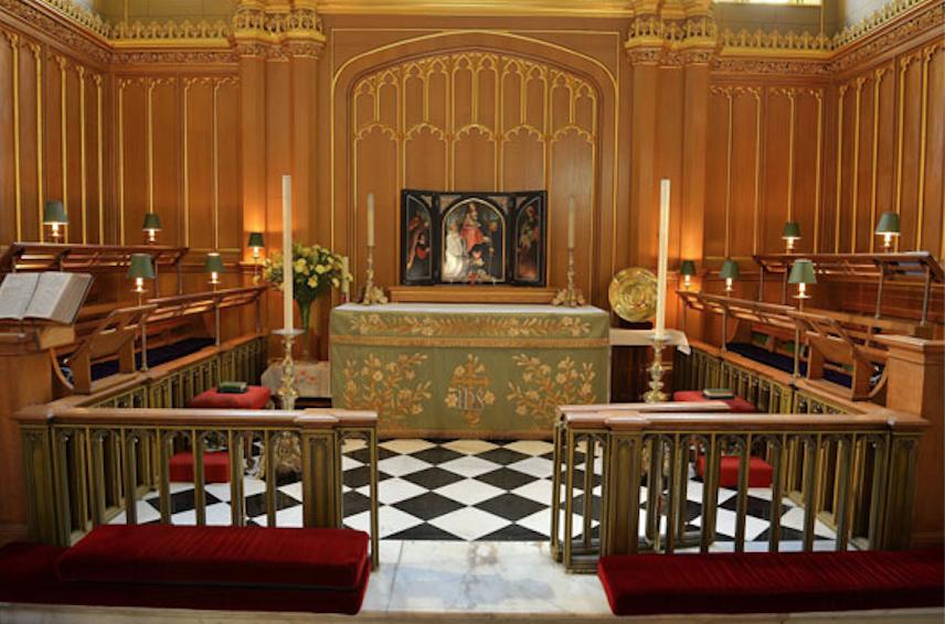 El escenario y todos los detalles del bautizo de Meghan Markle