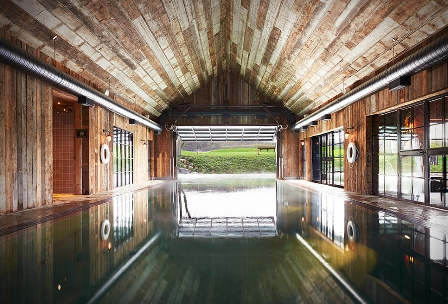 Este podría ser el Spa donde Meghan Markle celebró su primera despedida de soltera
