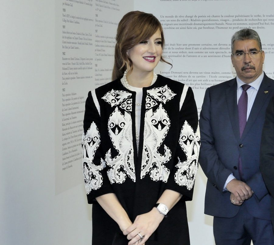 Salma de Marruecos le pone buena cara al divorcio ¿pasó antes de su separación por el quirófano?