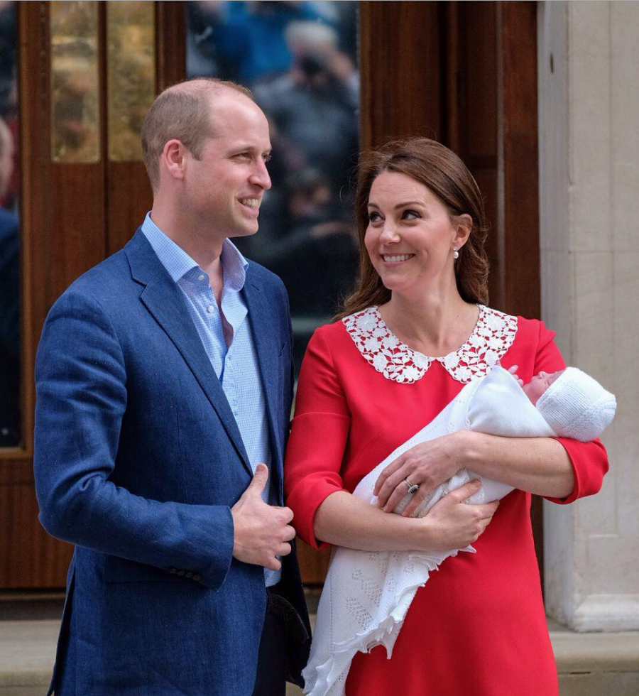 50 cosas que debes saber sobre el Royal Baby de Kate Middleton y el príncipe William