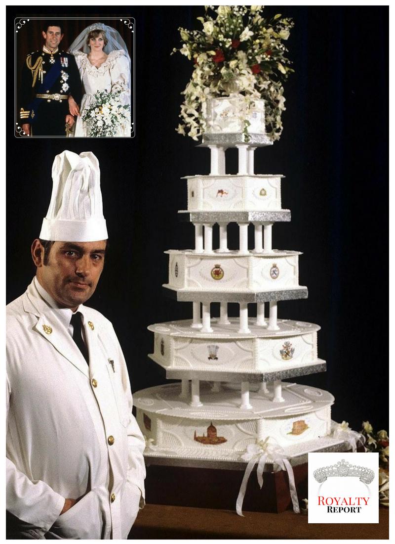 especial boda real: el pastel de bodas de Meghan Markle y el príncipe Harry, ¿alta traición a la patria?