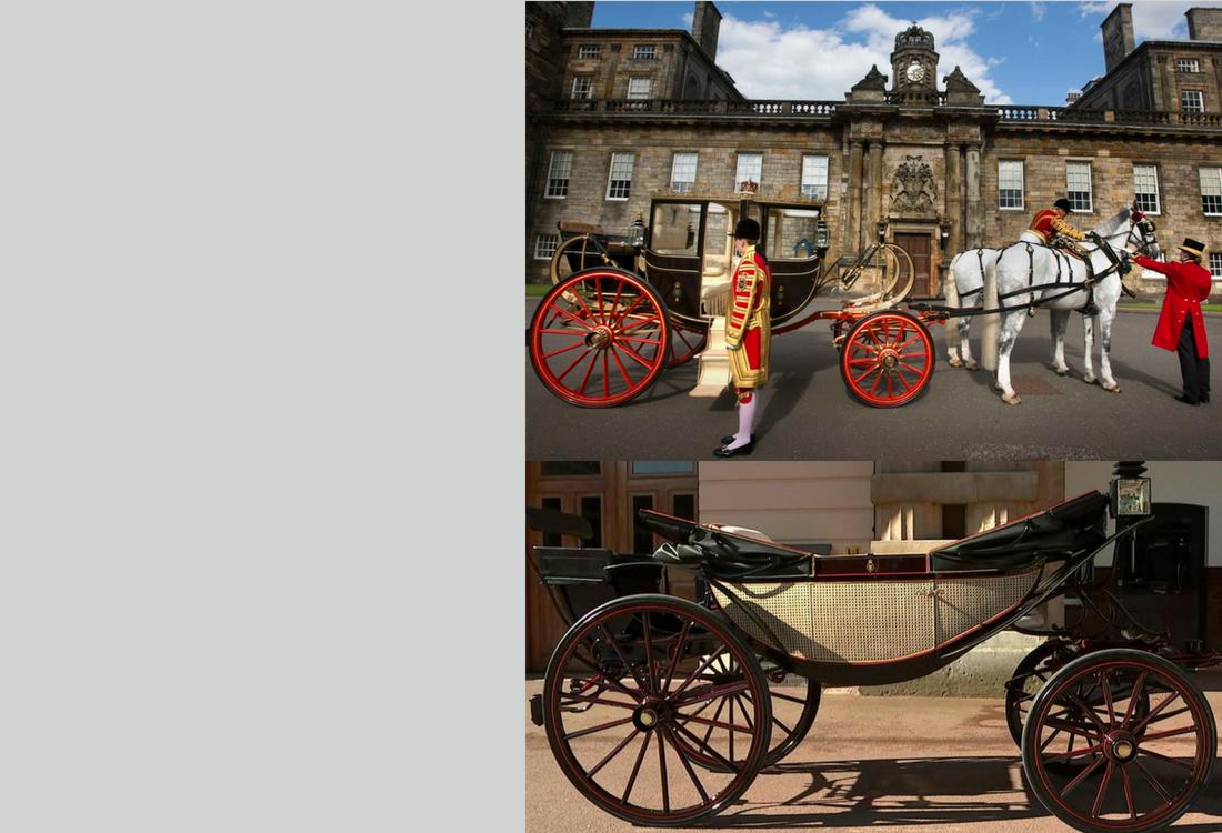 ¿Quién necesita una calabaza o al hada madrina? Los dos carruajes donde viajarán Harry y Meghan el día de su boda